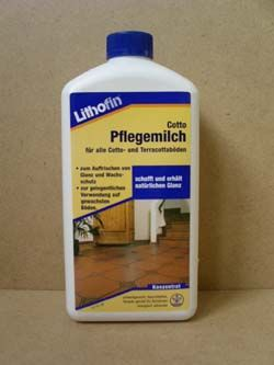 Lithofin Cotto Pflegemilch