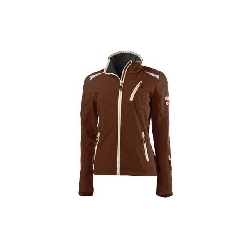 Fortis Damen-Jacke 24 Brown/beige